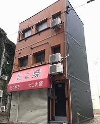 物件No.M546 居抜き 大阪市阿倍野区松崎町3