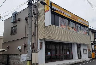 物件No.S939 貸店舗 枚方市牧野阪1