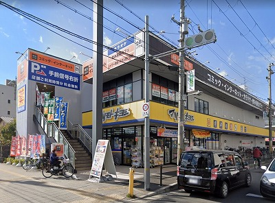 物件No.N386 貸店舗 大阪市住之江区新北島1